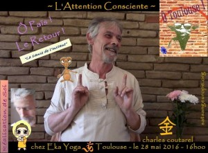 Charles Coutarel Satsang 28 Mai 2016